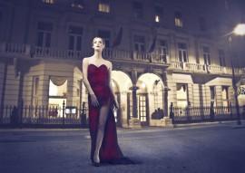 bigstock-Beautiful-elegant-woman-standi-31735190